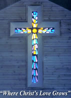 Cross of Christ Lutheran Church - Where Christ's Love Grows
